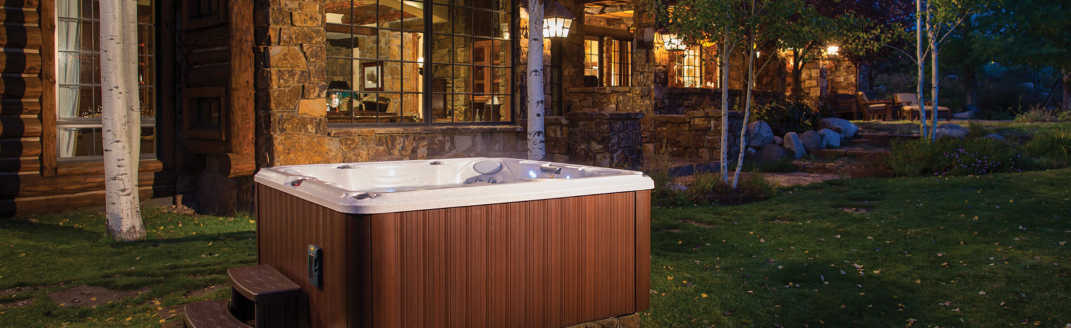 Paradise Pool and Spa J200 Collection