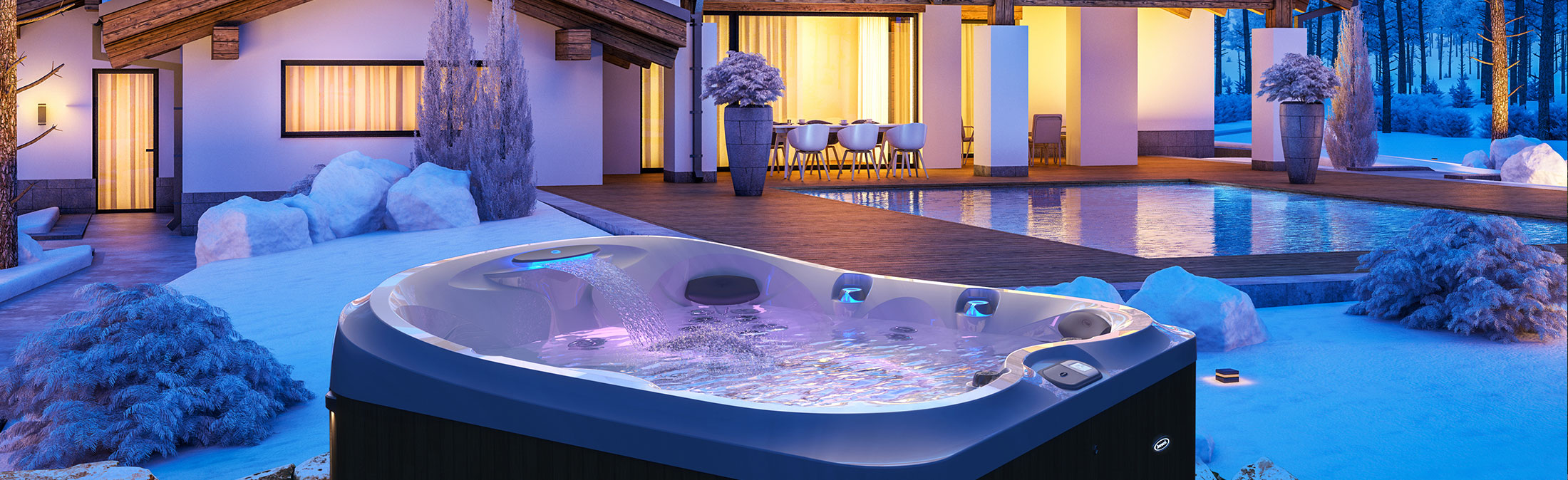 Paradise Pool and Spa Hot Tubs