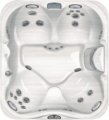 Paradise Pool and Spa Hot Tub J325 Collection