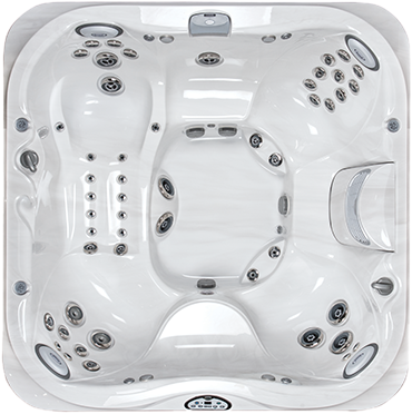 Paradise Pool and Spa Hot Tub J375 Collection