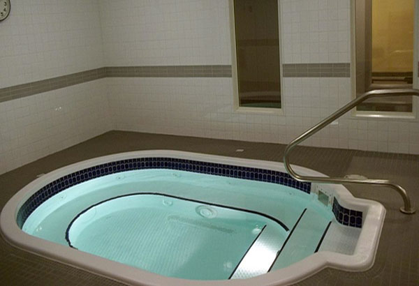 Paradise Pool and Spa Commercial Hot Tub